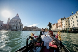 Enjoy the lovely feeling of a special gondola ride